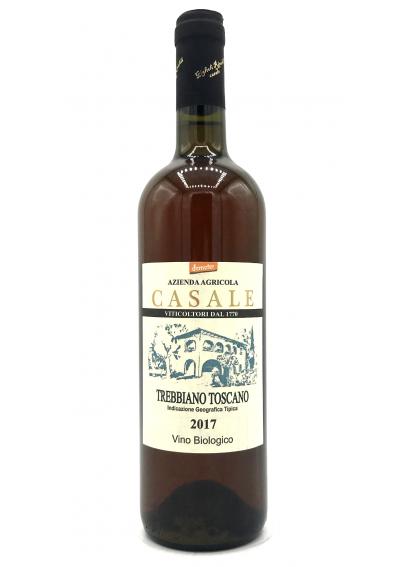 """TREBBIANO Toscano """"Orange"""" IGT 2017  - Casale"""