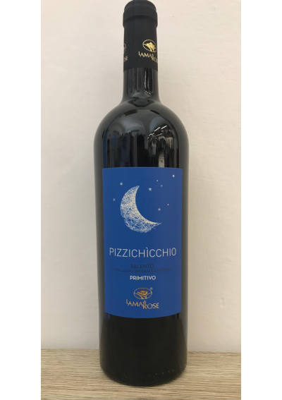 PIZZICHICCHIO - Primitivo Salento Igp 2017