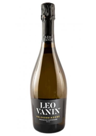 VALDOBBIADENE PROSECCO SUPERIORE DOCG - Spumante Extra Dry - Leo Vanin